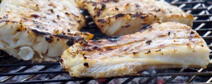 Восемь лучших рецептов приготовления трески на гриле и мангале
