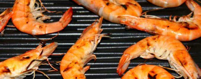 Как готовить лангустины на гриле и мангале: рецепты приготовления