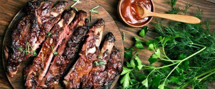 Как вкусно приготовить баранину с овощами в казане