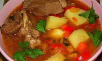 Как правильно и вкусно приготовить шурпу из свинины в казане
