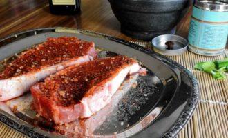 Рецепты стейков в аэрогриле с маринадом и без
