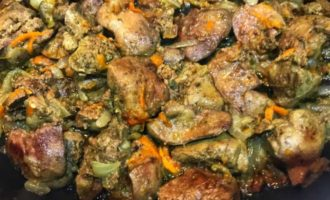 Интересные и вкусные рецепты печени куриной в аэрогриле