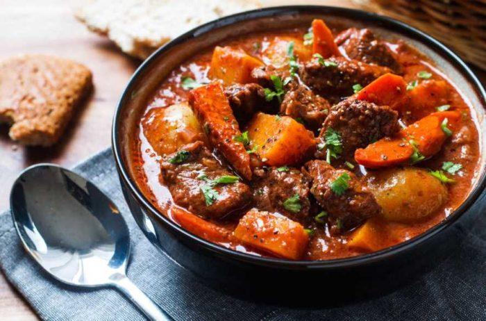 Как интересно и вкусно приготовить говядину в казане?